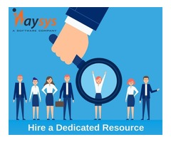 Inaysys brings an opportunity for all to Hire a dedicated resource for your business marketing needs