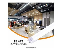Install Now The Best T8 4ft 20w LED Tubes for Better Energy Savings
