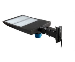 Buy 300WLED Pole Lights, that will work for 50,000 working Hours