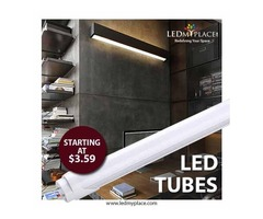 Fantastic LED Tubes Lights on Sale