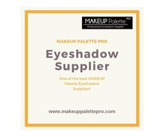 Private label eyeshadow manufacturing company