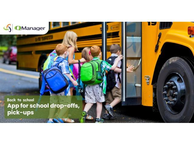 SchoolCarpoolSystem