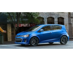 2017 Chevrolet Sonic In Los Angeles | Pricing, Ratings & Reviews -  Findcarsnearme.com