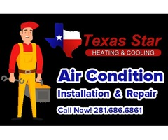 Get the best HVAC services in Texas!