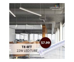 Buy T8 LED Tubes to Lower Monthly Electricity Expenses