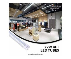 Enjoy Cool White Light By Installing T8 LED Tubes In Indoor Spaces