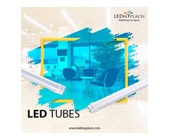 Complete All Office Tasks Accurately With Maximum Visibility Install LED Tube Lights To Solve