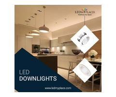 LED Dimmable Downlights For Excellent Brightness
