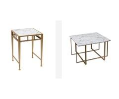 Buy Nest of Tables Online in USA | Belleworks.com