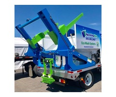 Residential trash can cleaning service provider Florida – Sparkling Bins