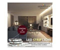 Use LED Strip Lights For Impressive Illumination