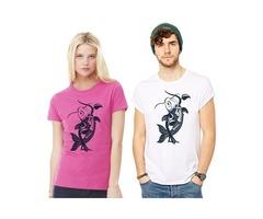 T-Shirt for Men & Women- Koi Fish