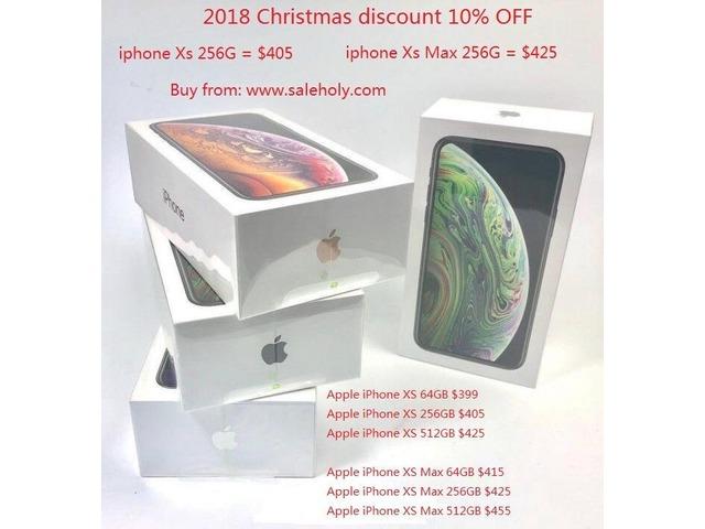 Apple iPhone XS MAX 256GB - All Colors - GSM & CDMA UNLOCKED | free-classifieds-usa.com