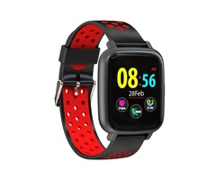 Bluetooth Smart Watch Color Screen Waterproof Sports Smartwatch for Android IOS Phones