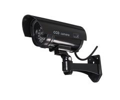CA-11-01 Dummy Fake Simulation IR Camera  Flash Red LED Home Surveillance Camera