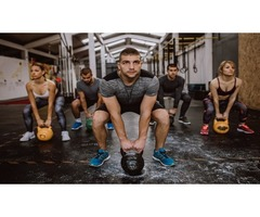 What Is Crossfit Training | Industrial Athletics