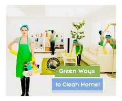 Greenforce: Your Solution To a Cleaner Home
