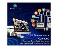 Exclusive Web Development Services at Appxtech