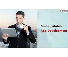 Easy to Maintain Custom Mobile App Development