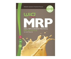 WiO MRP - Vanilla PRO 6 Phase 1-3 - Meal Replacement Protocol Shake - MedTek