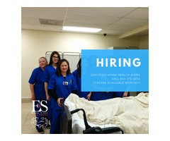 We Hire – Home Health Aide Classes