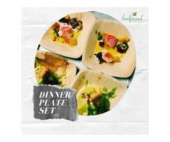Disposable Dinnerware Set - 50% Offer