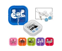 Custom Promotional Earbuds with Logo | free-classifieds-usa.com