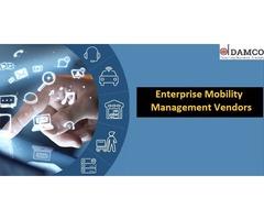 Choose The Right Enterprise Mobility Management Vendors