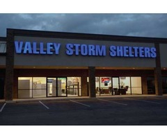 About Valley Storm Shelters in Huntsville,  AL