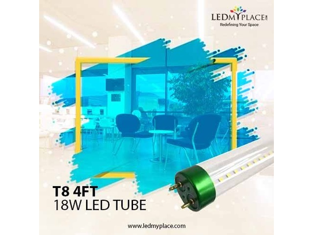 Make Parlours Look More Attractive by Installing T8 LED Single End Power Tubes | free-classifieds-usa.com