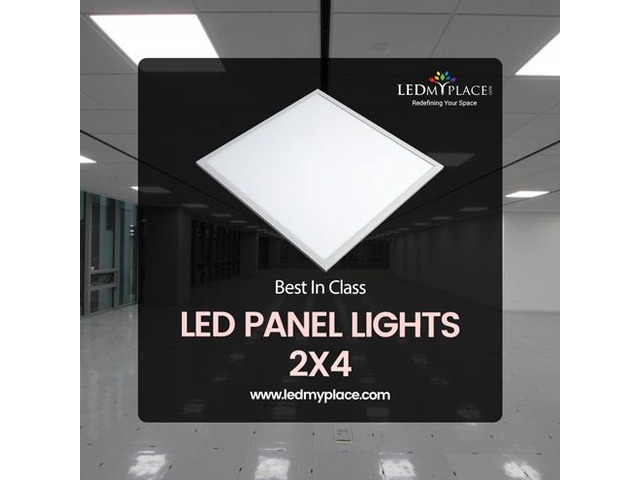Grab Deal On 2X4 LED Panel Lights on Sale | free-classifieds-usa.com