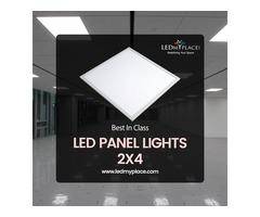 Grab Deal On 2X4 LED Panel Lights on Sale