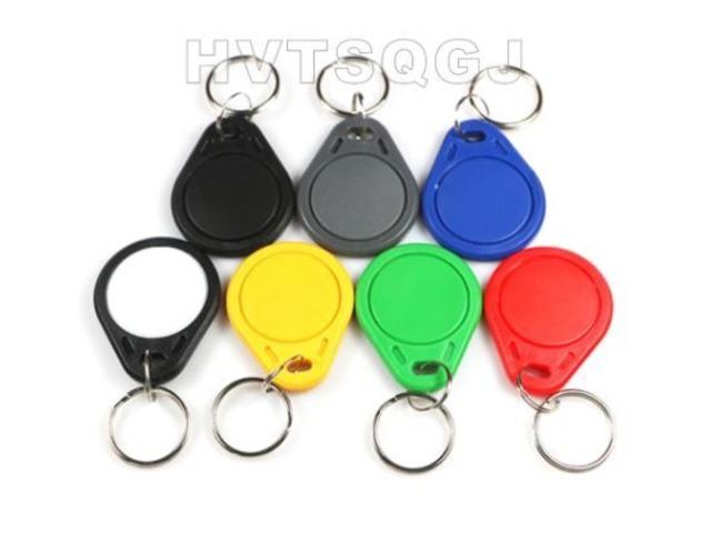 125khz Writable RFID T5577 Copy Blank Keyfobs | free-classifieds-usa.com