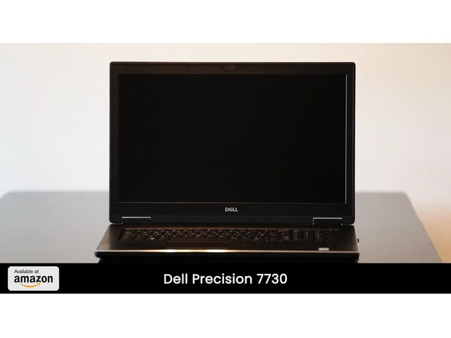 Dell Precision 7730 Hands on Review   free-classifieds-usa.com
