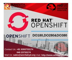 Red Hat Openshift Online Training at Amrita Technologies