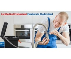 Certified and Professional Plumbers in Rhode Island