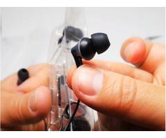Panasonic ErgoFit Earbud Headphone Review