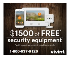 Vivint Smart Home Security Company