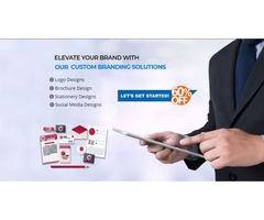 Cheap Custom Logo & Website