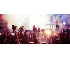 BOOK MUSIC POP FESTIVAL TICKET ONLINE