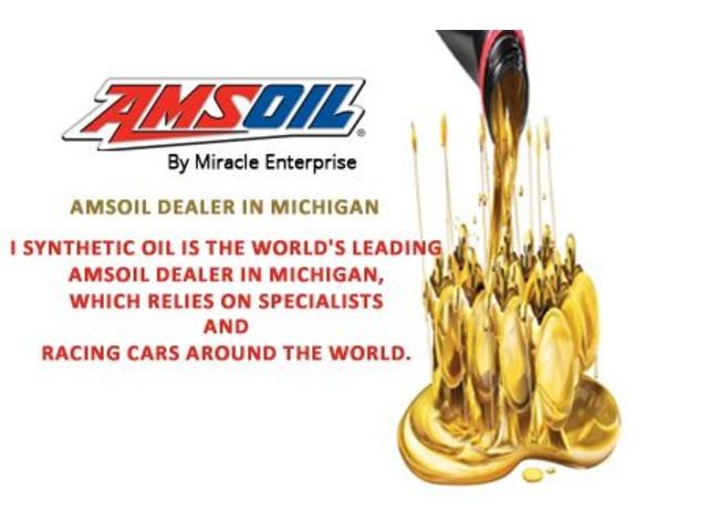 Amsoil Semi Synthetic Oil | free-classifieds-usa.com