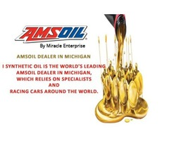 Amsoil Semi Synthetic Oil