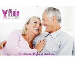 Free Senior Dating Sites in USA - pixiefinder
