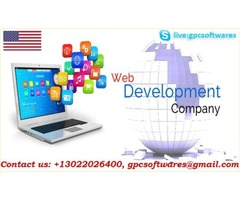 GPC softwares website development company in USA