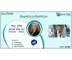 Hospitality in HealthCare | free-classifieds-usa.com