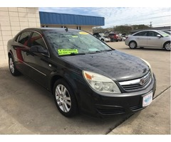 2008 Saturn Aura Used Car for Sale Corpus Christi TX