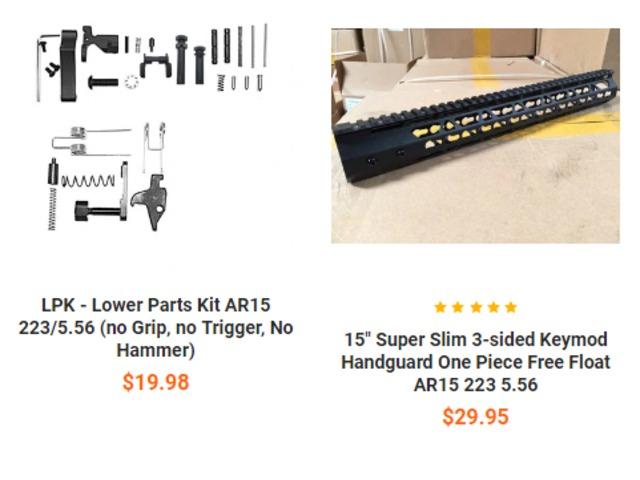 AR15 Upper Receiver, AR15 BCG & AR15 Upper Build at AR15handguard.com | free-classifieds-usa.com
