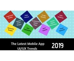 Custom Mobile UX Design Company | UI App Design