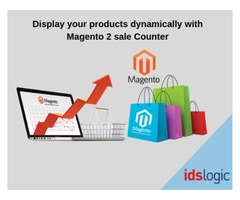 Display your products dynamically with Magento 2 sale Counter
