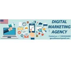 Work with the Best Digital Marketing  Agency- GPC Softwares